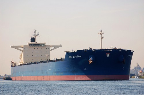 Capital Ship Management Corp. Takes Delivery of M/V 'Asterix'