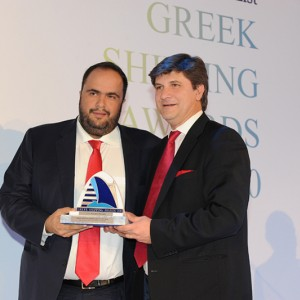 Mr. Evangelos Marinakis, as President & CEO of Capital Maritime & Trading Corp. received the 'Newsmaker of the Year 2010' award at the annual Lloyd's List Greek Shipping Awards that took place in Athens on December 10, 2010.