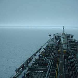 M/T 'Agisilaos' heading towards Roseton, New York.