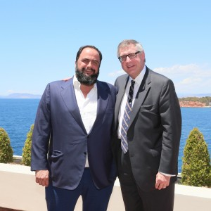 Mr Evangelos Marinakis and Mr Christopher Wiernicki. On June 9, 2016, Capital and ABS announced their collaboration on an Innovative research project, which saw the first installation of a system designed to improve shaft monitoring accuracy on M/T Agisilaos, a Capital operated vessel.