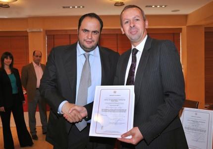 Mr. Evangelos Marinakis and Mr. Richard Saddler.