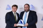 """Capital Maritime & Trading Corp. Chief Executive Officer Mr. Evangelos Marinakis Voted """"Greek Shipping Newsmaker Of The Year"""" At The 2014 Lloyd's List Greek Shipping Awards"""