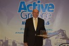 Capital Ship Management Corp. receives the 'Active Greece' Award