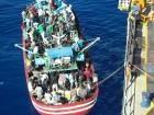 M/T Agisilaos Aids the Rescue of Migrants in the Mediterranean Sea
