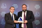 Capital Maritime & Trading Corp. Chairman Mr. Evangelos Marinakis Voted