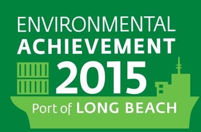 "Capital 船舶管理公司被长滩港授予2015 年度""绿色环境成就奖"""
