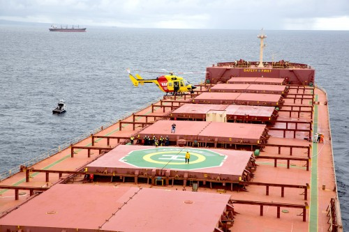 Capital Ship Management Corp. Receives a Certificate of Appreciation by the Australian Maritime Safety Authority