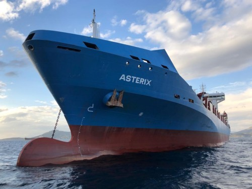 "Capital Ship Management Corp. and Liberty One Announce the Acquisition of Two High Specification Container Vessels 'Asterix' and 'Apostolos II' by their Joint Venture: ""Capital Liberty Invest""."